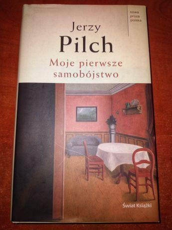 Moje pierwsze samobójstwo - Jerzy Pilch (z autografem!)