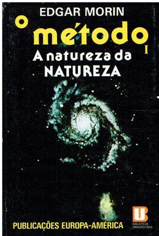 11389 O Método I - A natureza da natureza de Edgar Morin