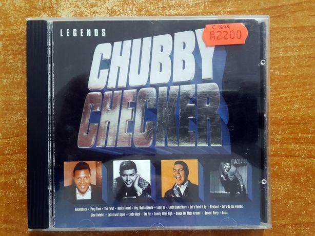 Chubby Checker - Legends Płyta CD