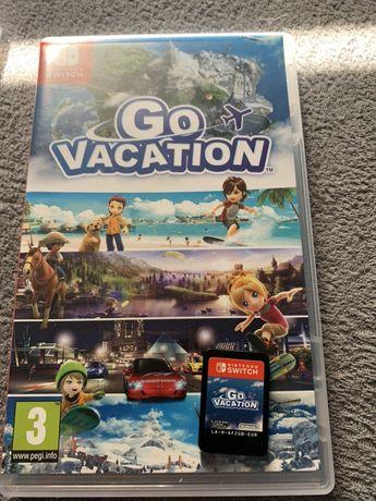Go vacation nintendo  gra