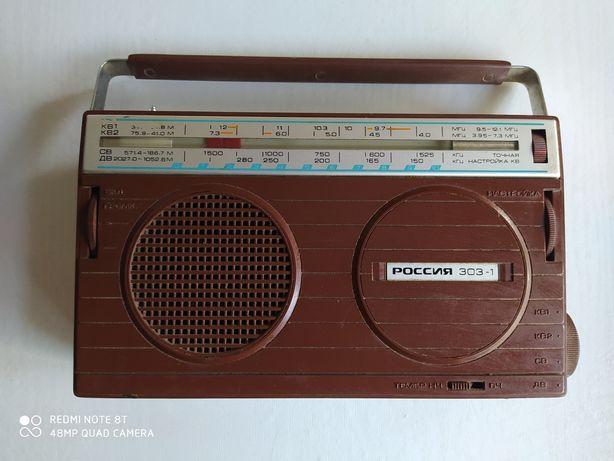 Радиоприемник Россия 303-1