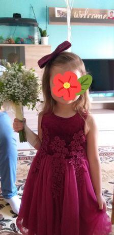 Vestido menina cerimonia