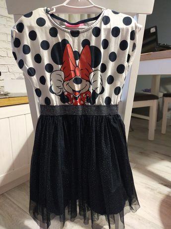 Sukienka dla dziewczynki rozm 98/110
