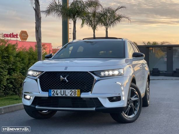 DS DS7 Crossback CB 2.0 BlueHDi Grand Chic EAT8