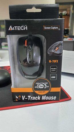Мышь A4Tech N-70FX програмируемая мышка (не x7)