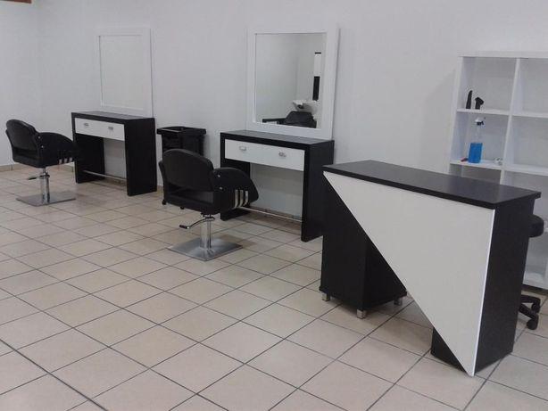 mobiliario de cabeleireiro barato