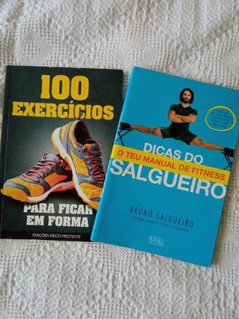 Livros de Exercício - Deco e Dicas do Salgueiro