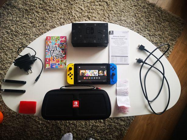 Nintendo Switch (edycja kolekcjonerska Fortnite - bez kodu do skina)