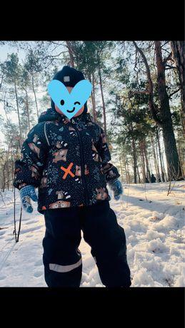 Зимний комбинезон lassie by reima 86
