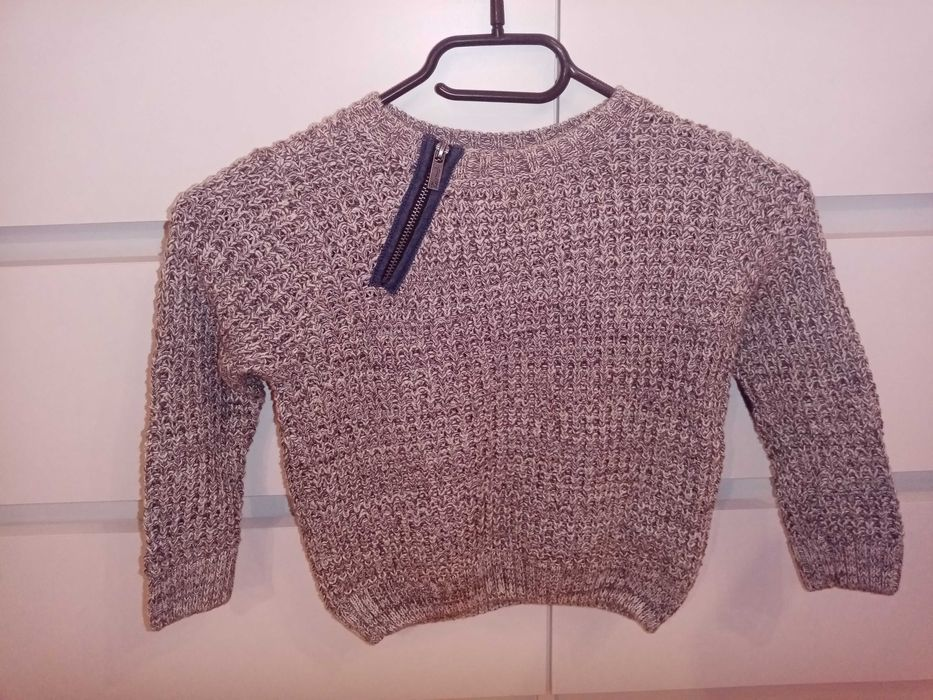 Sweterek chłopięcy Reserved rozmiar 92 Kotuń - image 1
