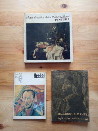 """""""Pintura"""" / """"Heckel"""" / """"Omaggio a Dante"""""""