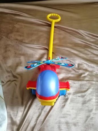 Helikopter na patyku