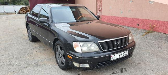 Продам Lexus LS 400 1999 года