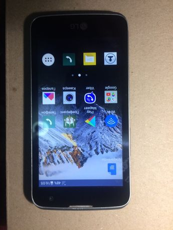 Смартфон LG K4 LTE