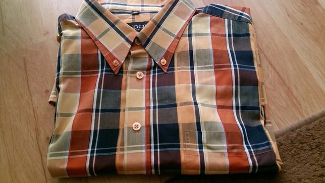 koszule męskie duże 3 sztuki