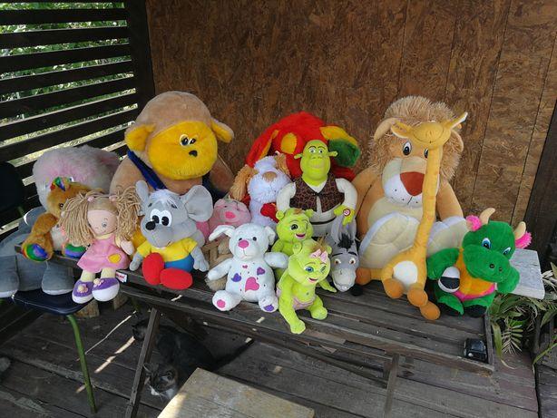 Мешок крутых мягких игрушек