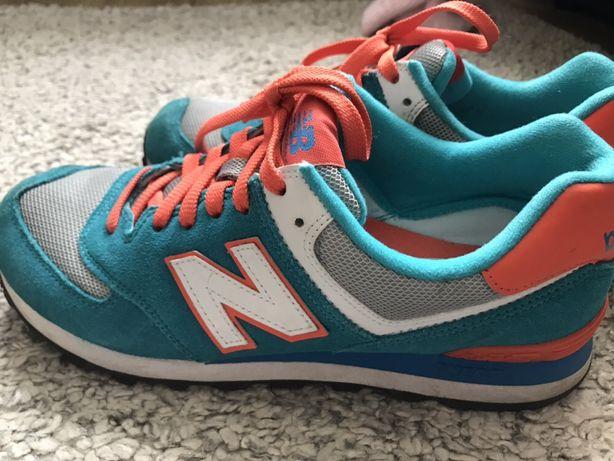 Buty New Balance r. 41 (zaniżony, jak 40) sneakersy