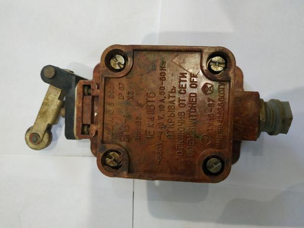 вимикач впв-1 21; впв-4м ; вп-4м