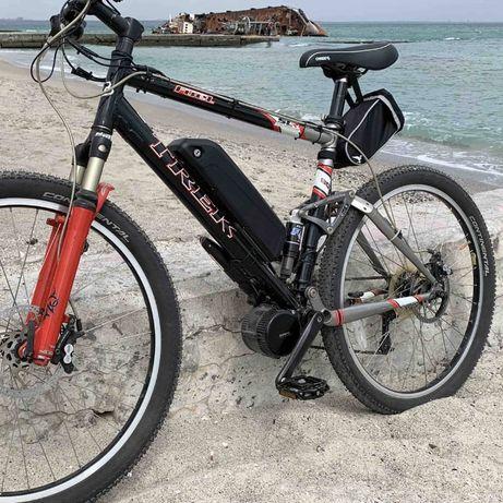 Электронабор для велосипеда Bafang 750w 48v в каретку миддрайв