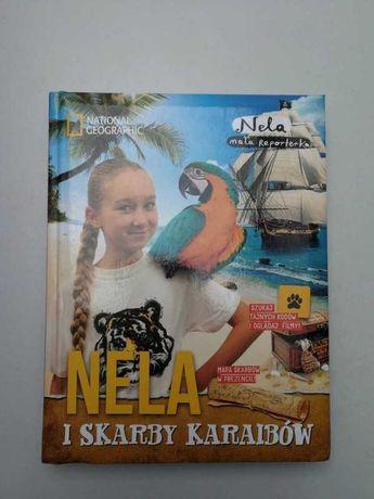 Nela mała reporterka. Skarby Karaibów