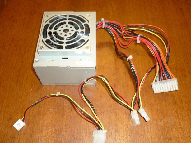 Zasilacz Komputerowy Micro ATX LITE-ON PS-5141-6g + redukcja na ATX