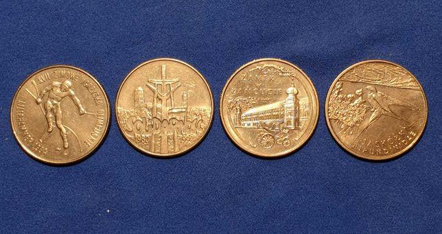 Set 4 monet okolicznościowych. Realne zdjęcia.