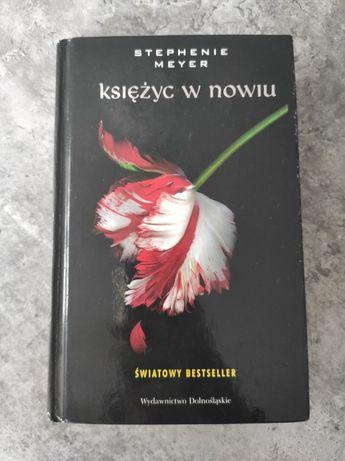 """""""Księżyc w nowiu"""" Stephenie Meyer"""