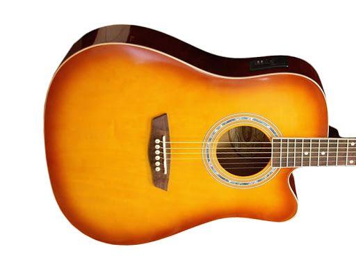 Gwarancja! Nowa gitara akustyczna WASHBURN 90
