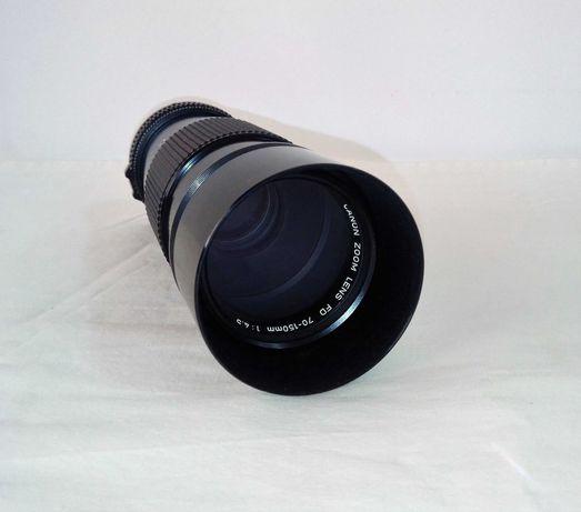 Canon lente zoom FD 70 - 150 mm 1:4:5