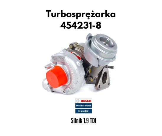 Turbina Audi / Skoda / Volkswagen 1.9 TDI 101/115