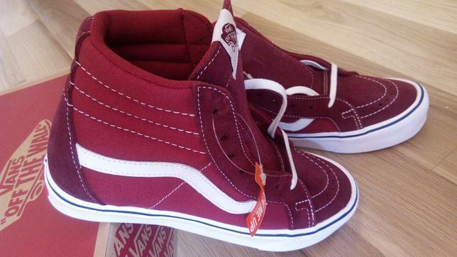Vans Sneakersy 38,5 Oryginalne Buty Trampki (Kup Kilka Przedm=RABAT!)