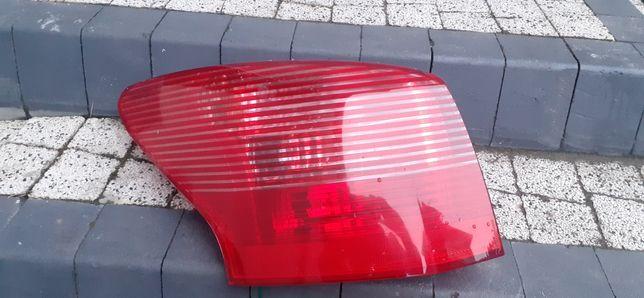 Lampa tył lewa Peugeot 407 kombi