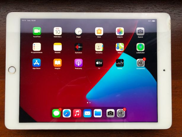 Apple Ipad Air 2 bez blokad i w pełni sprawny