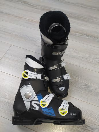 Buty narciarskie salomon na narty