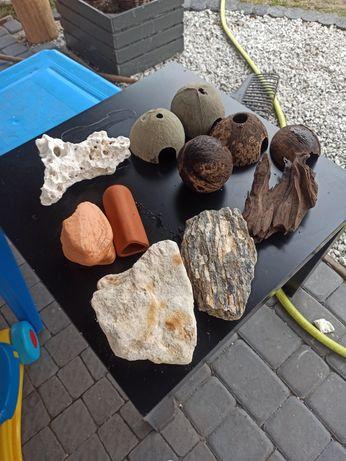 Kamienie do akwarium