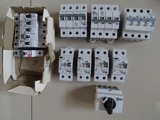 Wyłączniki różnicowo-prądowe z członem nadprądowym B16