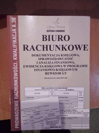 Podręcznik Biuro Rachunkowe