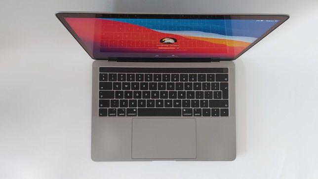 Apple MacBook PRO 13.3 Space Grey   8GB 512GB SSD - na gwarancji