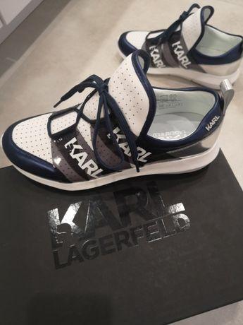 Buty sneakersy Karl Lagerfeld rozm. 38