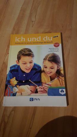 """Podręcznik do języka niemieckiego dla klasy 4 """"ich und du"""""""
