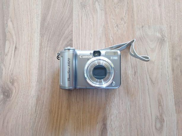 Aparat Canon PowerShot A620