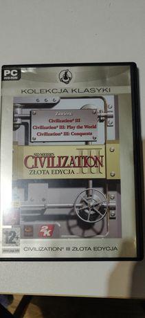 Gra Civilization Złota Edycja PL