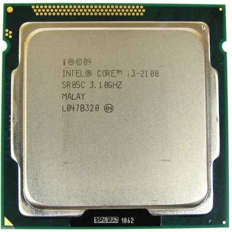 Processador i3 - 2100