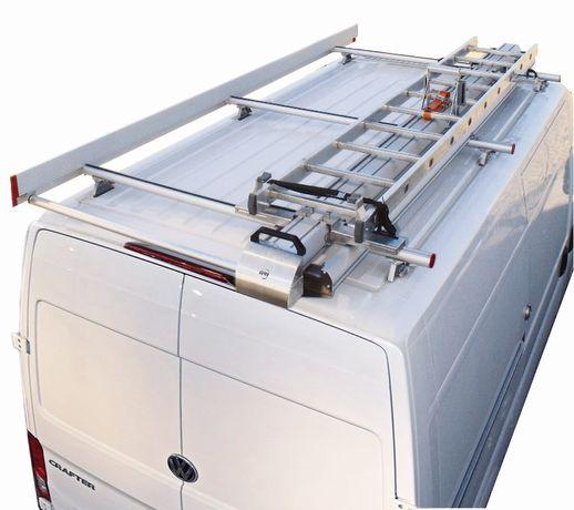 Bagażnik dachowy dla Renault Trafic L1 firmy GEMA