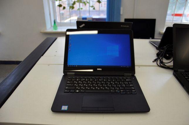 "Сенсорний нетбук Dell Latitude e7270 12.5"" i5-6300U 8Gb DDR4 256SSD"