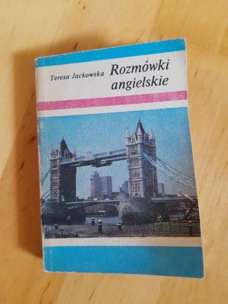 Rozmówki angielskie - Teresa Jackowska