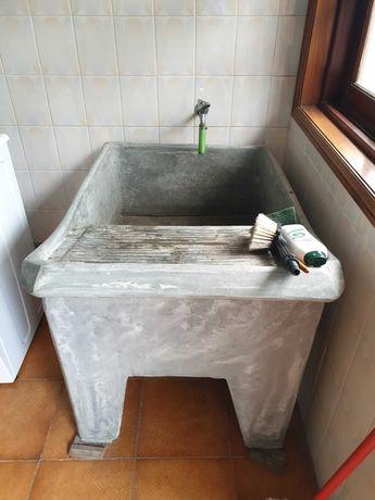 Tanque lavar roupa Grátis