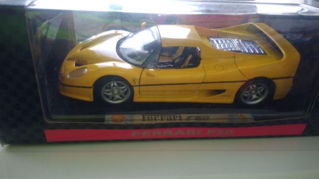 carros Ferrari coleção, escala decoração  escala