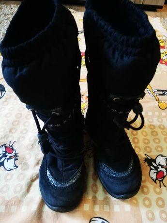 Демисезонні чобітки Ecco