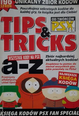 PlayStation 1 - Tips & Tricks - księga kodów PSX Fan Special PS1